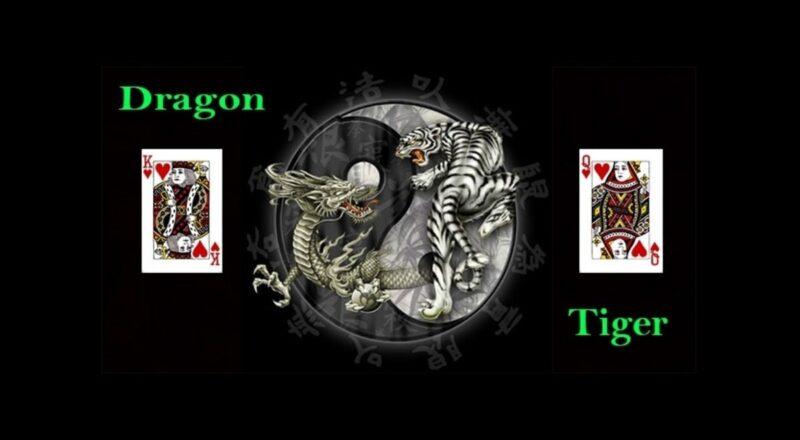 Cobain Dragon Tiger Online, Cepat, Mudah, Untung Banyak