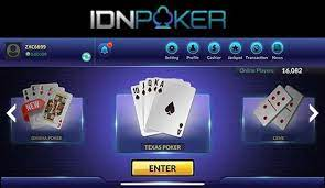Bermain Pada IDN Poker Sangat Seru Karena Terpercaya